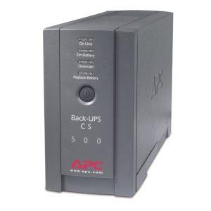 APC Back UPS 500 - Surge Protection