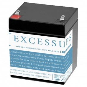 Eaton Powerware PW5110-350VA Battery