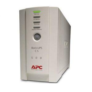 APC Back UPS CS 500 va