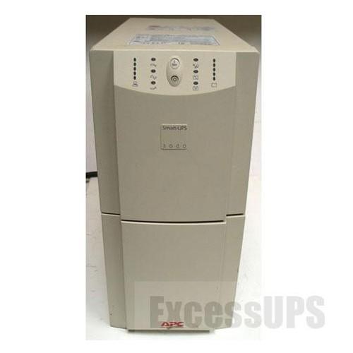 Checking Out A Refurbished APC Smart UPS SU3000 - APC UPS
