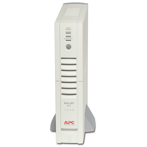 Apc Back Ups Rs 1500va Battery