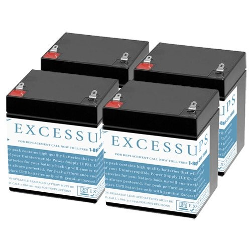 Liebert GXT3-700RT120 Battery set