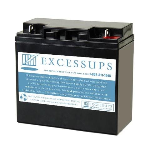 Alpha Technologies CFR 10K (017-083-XX) (12 batteries required) Battery