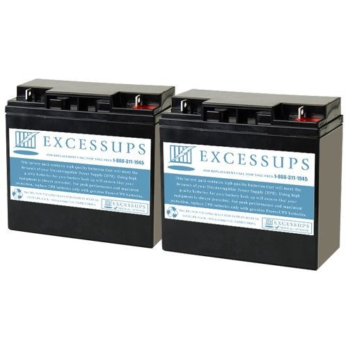 Alpha Technologies EBP 217-24CRM (032-056-63) Battery Set
