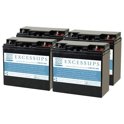Minuteman BP48V17A Battery Set