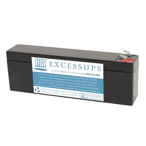 Clary Corporation UPS1500VA1G Battery