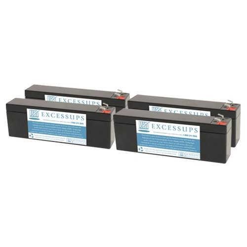 Clary Corporation UPS1-1240-1G Battery Set