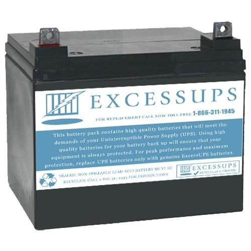 Eaton Powerware 153302039-001 Battery