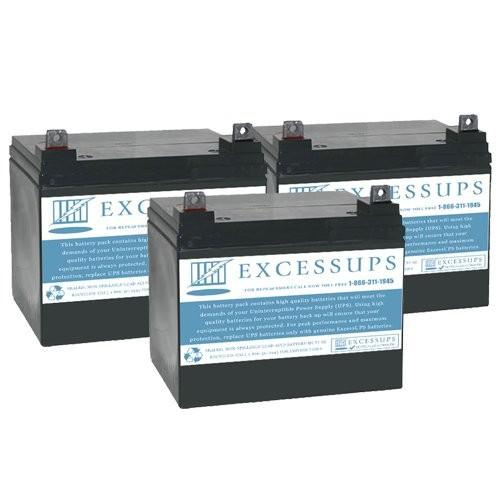 Best Power Fortress LI 3.0KVA BAT-0065 Battery Set