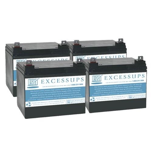 Alpha Technologies CFR 3000 (017-075-XX) Battery Set