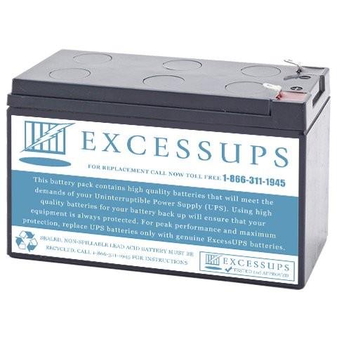 BK500 - Battery for APC Back-UPS 500VA