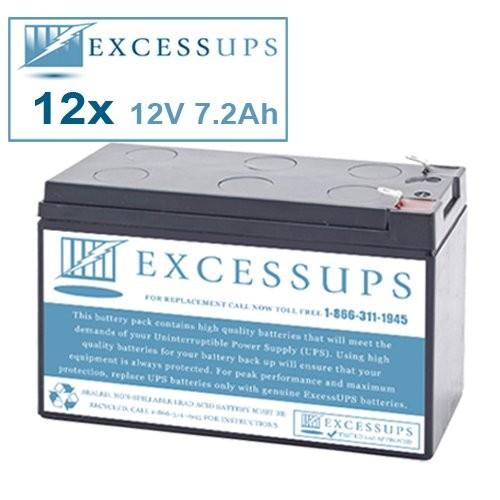 MGE EXRT 3200 EXB Battery Set