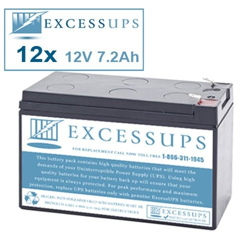 Eaton Powerware 103002836-6591 Battery Set