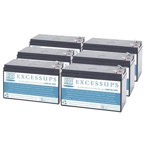MGE EXRT 700 EXB Battery Set