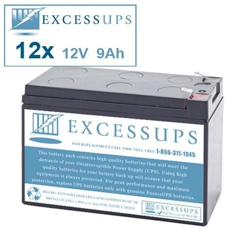 Liebert GXT2 144VBATT Battery set