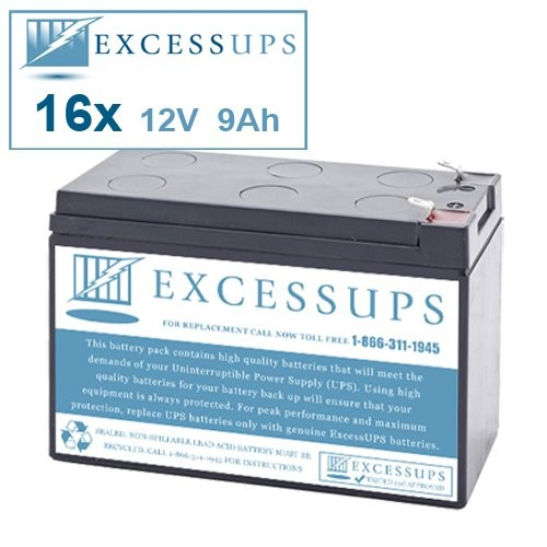 CyberPower PR5000LCDRTXL5U Battery Set