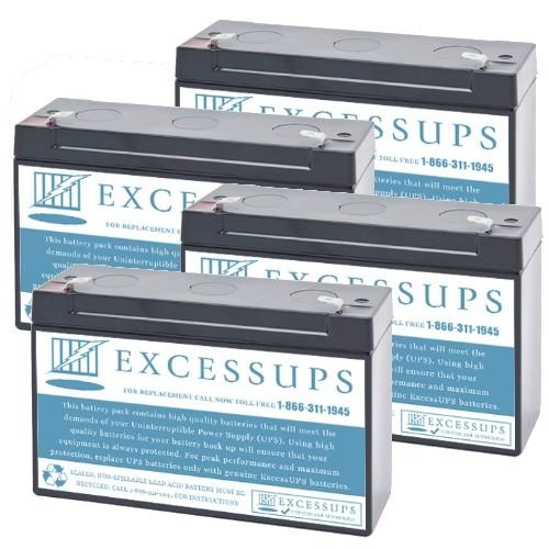 HP Compaq T1000H Battery Set