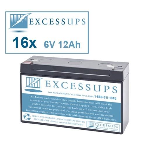 HP Compaq 242706-001 Battery Set