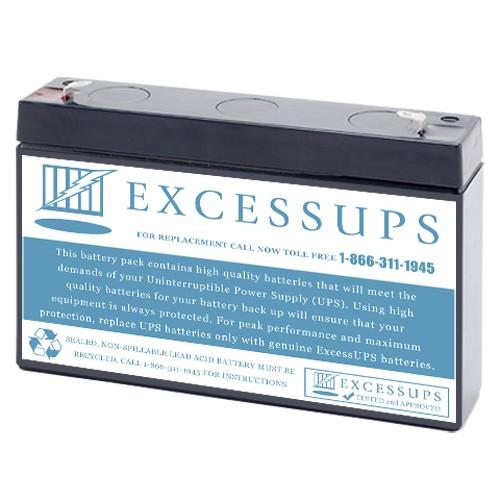 HP M1700AXLI PAGEWRITER EKG Battery