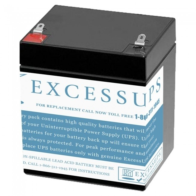 BE500- Battery for APC Back UPS ES 500 Battery