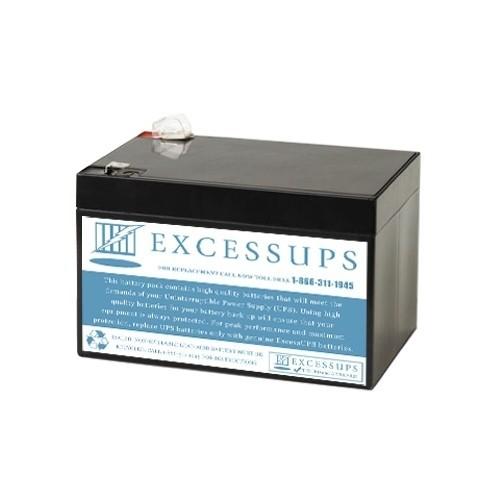 BK650MI - Battery for APC Back UPS Pro 650VA