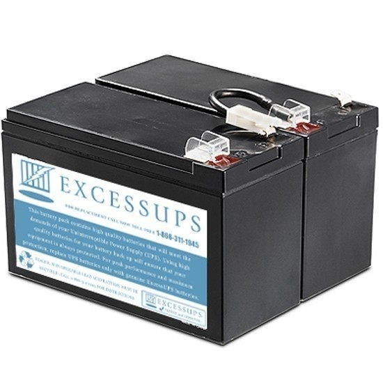 BR1500LCD- Battery for APC Back UPS RS 1500VA LCD