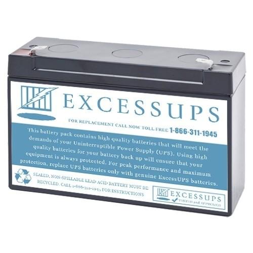 BF500BB- Battery for APC Back UPS VS 500VA Broadband
