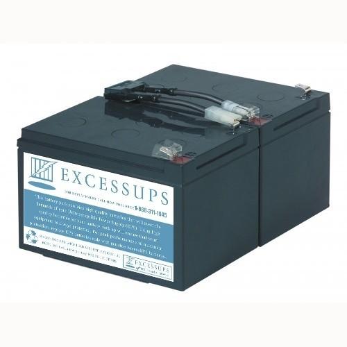 SUA1000 Battery - New battery pack for APC Smart-UPS 1000VA