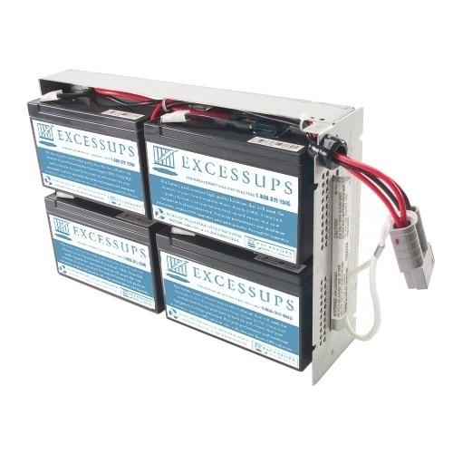 APC Smart UPS 1000VA Rack Mount 2U SUA1000RM2U Battery Pack