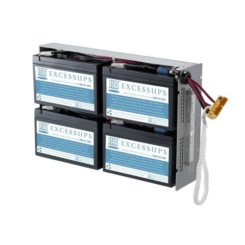APC Smart UPS 1400VA Rack Mount 2U SU1400R2X122 Battery Pack