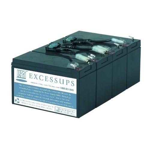 APC Smart UPS 1400VA SU1400RM Battery Pack