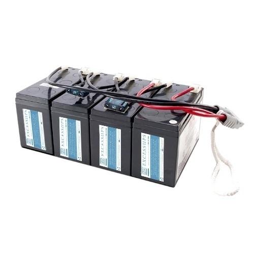 APC Smart UPS XL 1400VA RM 3U SU1400RMXLB3U Battery Pack