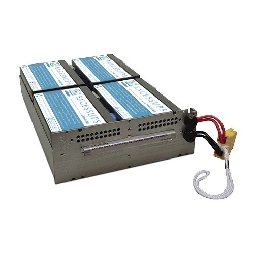 APC Smart UPS C 1500VA 2U LCD SMC1500-2U Battery Pack