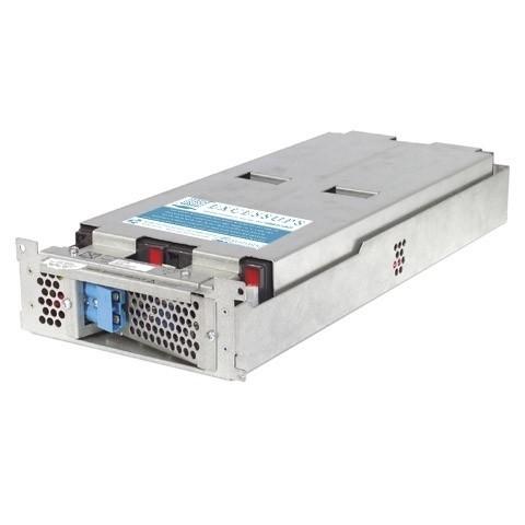 SMT2200RM2U Battery Cartridge - New battery pack for APC Smart-UPS 2200VA RM 2U