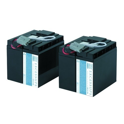 APC Smart UPS 2200VA Rack Mount SU2200RMINET Battery Set