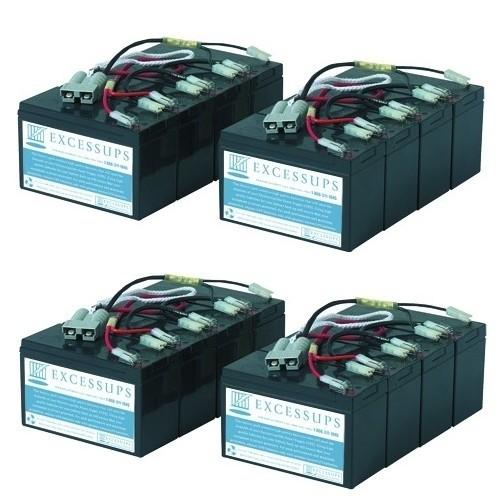 APC Smart UPS 5000VA SU5000I Battery Set