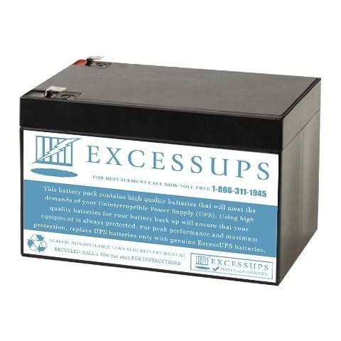 APC Smart UPS 620VA SU620INET Battery