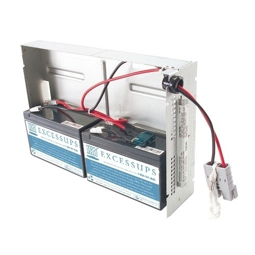 APC Smart UPS 700VA Rack Mount 2U, Black SU700RM2UBX120 Battery Pack