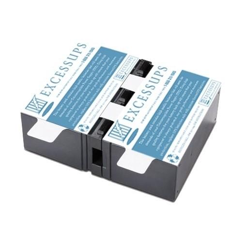 SMT750RM2U - Battery for APC Smart UPS 750VA LCD RM 2U