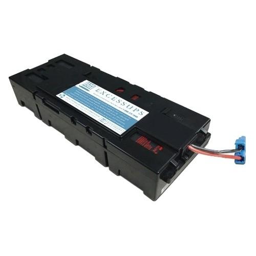 APC Smart UPS X 750VA Rack/Tower LCD 120V SMX750 Battery Pack