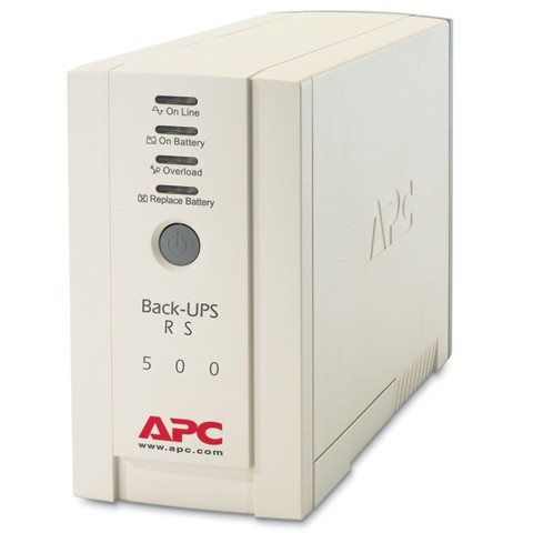 apc back ups rs 500 br500  apc back ups rs 500va