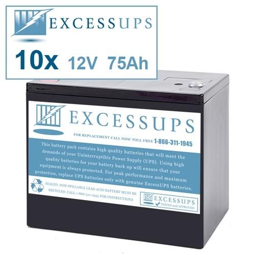 Best Power FERRUPS FE-18K Battery Set