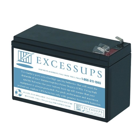 APC Back UPS 550VA Replacement Battery