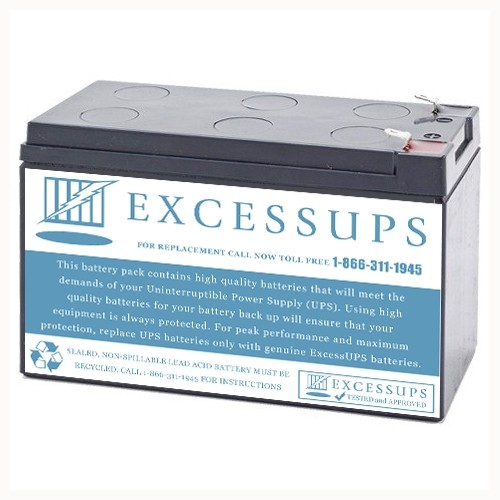 RBC2 APC Replacement Battery