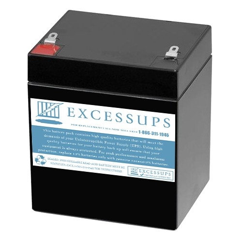 APC RBC45 Replacement Battery