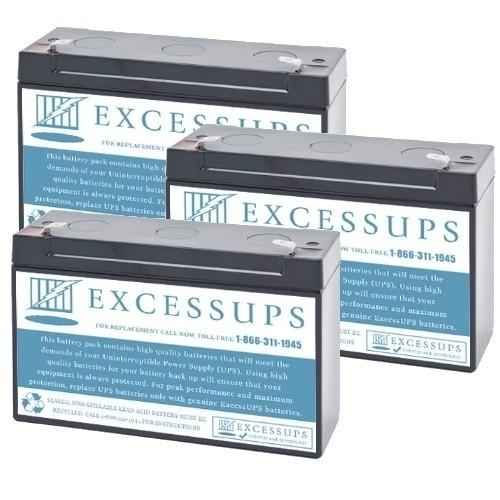 Tripp Lite BCPRO1050 Battery set