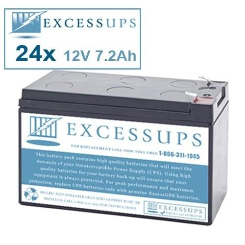 Tripp Lite BP48V60RT-3U Battery set