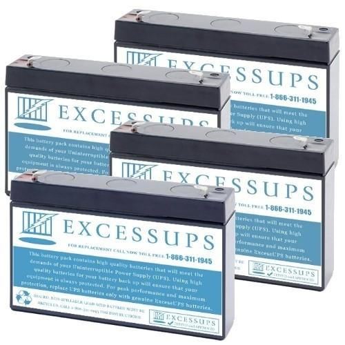 Tripp Lite SMART1000RM1U Battery set