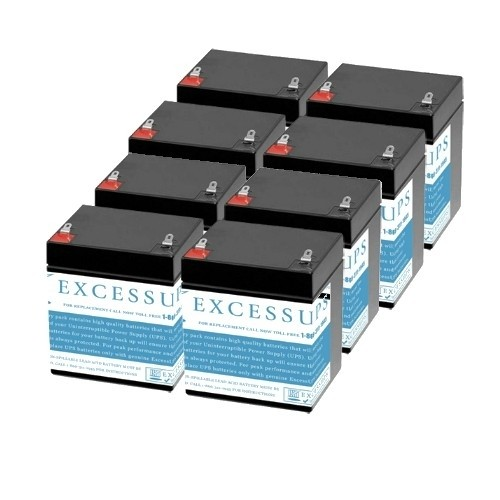 Tripp Lite SMART3000RMXL2U Battery set
