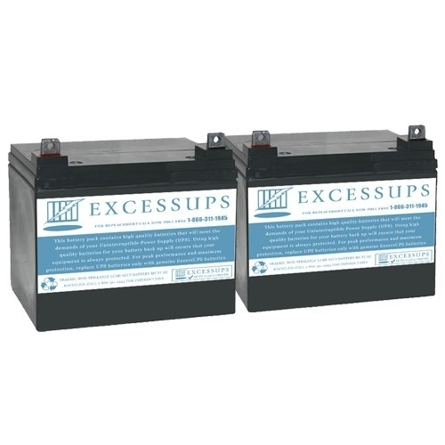 Tripp Lite SMARTINTPRO2200RM Battery set